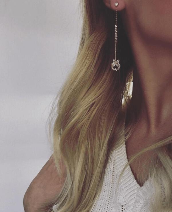 σκουλαρίκια για στρόγγυλο σχήμα προσώπου