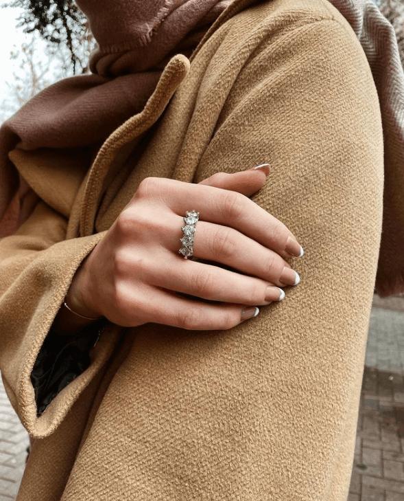 τι νούμερο δαχτυλίδι φοράω